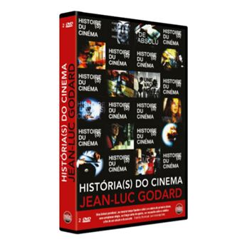 História(s) do Cinema - DVD
