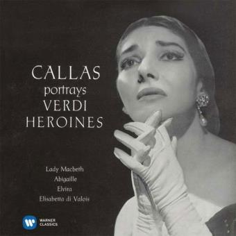 Verdi Arias I (1958)