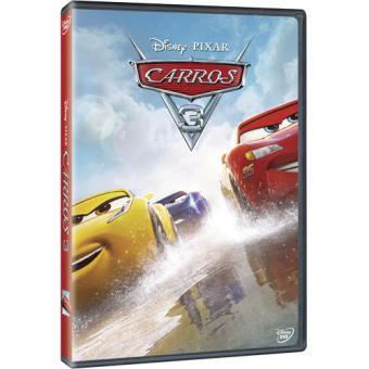 Carros 3 (DVD)
