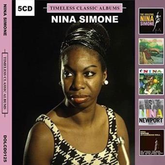 Timeless Classic Albums: Nina Simone - 5CD