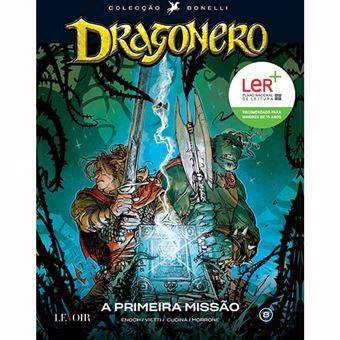 Coleção Bonelli - Livro 8: Dragonero: A Primeira Missão