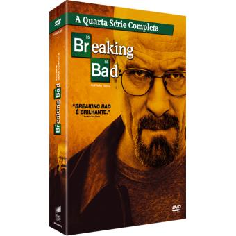 Breaking Bad: Ruptura Total - 4ª Temporada