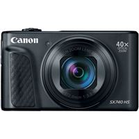 Canon PowerShot SX740 HS - Preto