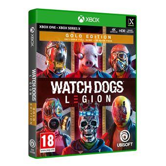 Watch Dogs: Legion - Gold Edition - Xbox One