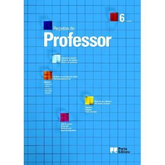 Registos do Professor - 6 Turmas