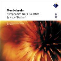 Mendelssohn: Scottish & Italian Symphonies - CD