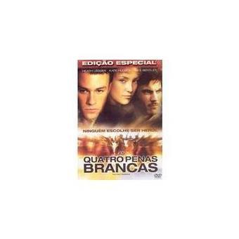 Quatro Penas Brancas - Edição Especial - DVD Zona 2
