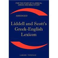Liddell and Scott's Greek-English Lexicon