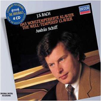 Bach | Cravo Bem-Temperado (4CD)