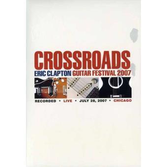 Eric Clapton: Crossroads Guitar Festival 2007 (Amaray Case) (2DVD)