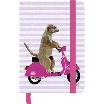 Caderno Teneues - Fab Funky On Wheels A6