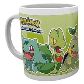 "Pokémon - Caneca ""Grass Partners"""