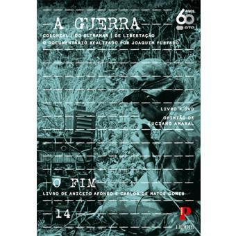 A Guerra Volume 14: O Fim (DVD + Livro)