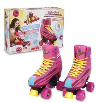 Soy Luna Patins Roller Train Tamanho 34-35