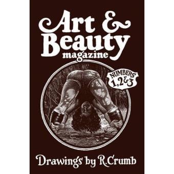 Art & Beauty Magazine - Numbers 1, 2 & 3