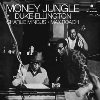 Money Jungle (LP) (180g) (Limited Edition)