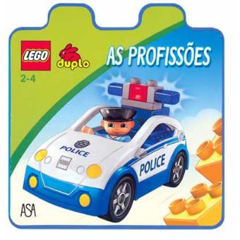 LEGO Duplo - As Profissões