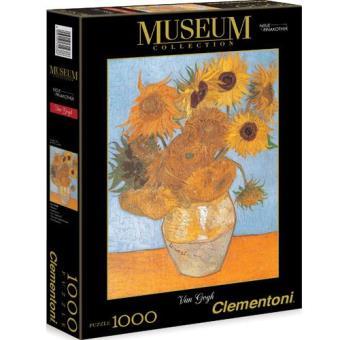 Puzzle Van Gogh Girasoli (1000 Peças)