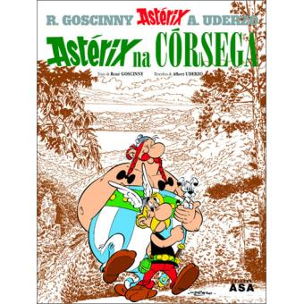 Astérix na Córsega