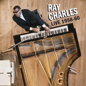 Ray Charles: Live 1958-1960 (2CD)