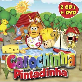 Carochinha Pintadinha (2CD + DVD)