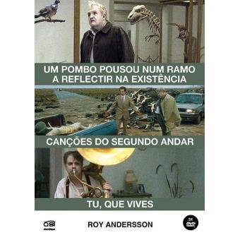 Coleção Roy Andersson - Pack de 3 Filmes