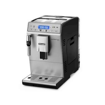 DeLonghi Autentica Plus Independente Completamente automático Máquina espresso 1.4l Preto, Prateado