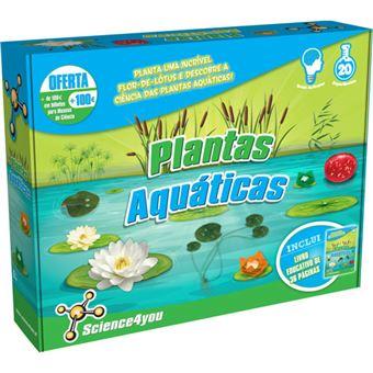Plantas Aquáticas - Science4You