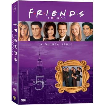 Friends: Amigos - 5ª Temporada