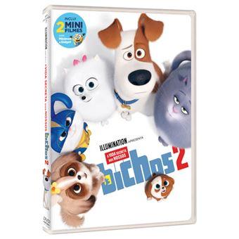A Vida Secreta dos Nossos Bichos 2 - DVD