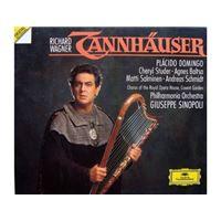 Richard Wagner: Tannhäuser - 3CD