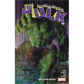 Immortal hulk vol. 1: or is he both