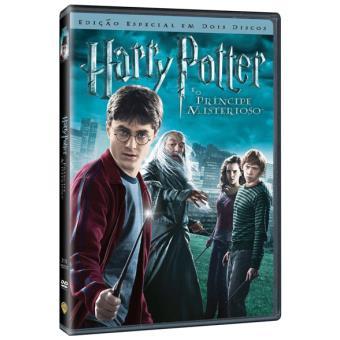 Harry Potter e o Príncipe Misterioso - Edição Especial