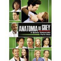 Anatomia de Grey - 5ª Temporada / Parte 2
