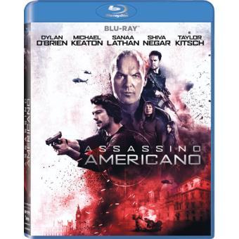 Assassino Americano - Blu-ray