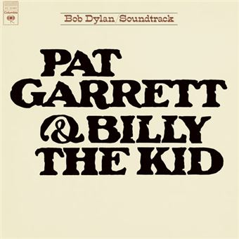 Pat Garrett & Billy The Kid - LP 12''