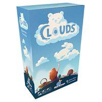 Clouds - Blue Orange