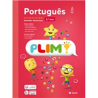 Plim! Português 2º Ano - Manual do Aluno