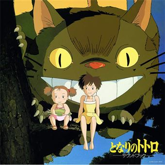 BSO My Neighbor Totoro: Sound Book - LP