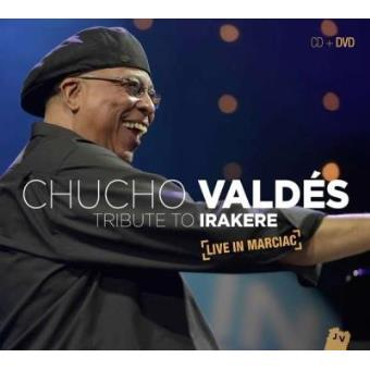 Tribute to irakere (cd+dvd)