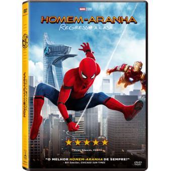 Homem-Aranha: Regresso a Casa (DVD)