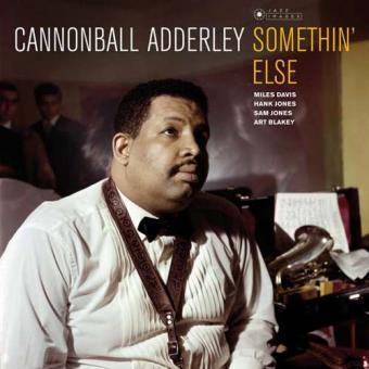 Somethin' Else (180g) (Limited-Edition) (LP)