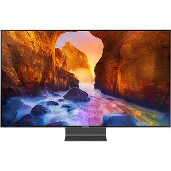Smart TV Samsung QLED HDR UHD 4K QE55Q90RA 140cm