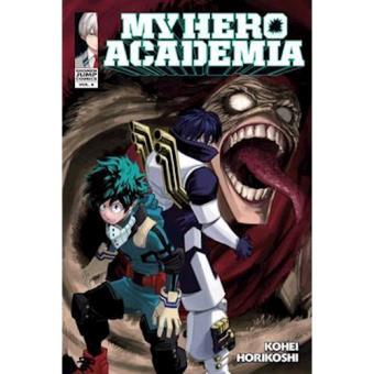 My Hero Academia - Book 6
