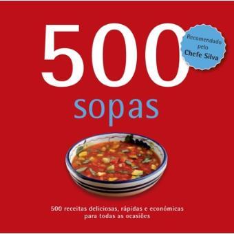 500 Receitas: Sopas
