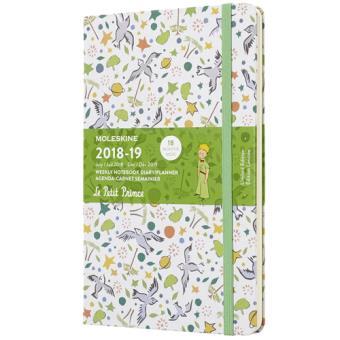 Agenda Semanal 18 Meses 2018-2019 Moleskine Notebook Le Petit Prince Grande