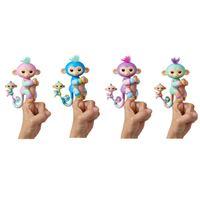 Fingerlings Macacos com Mini Mascote - Concentra - Envio Aleatório