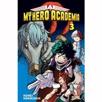 My Hero Academia - Livro 3