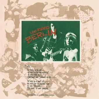Berlin - LP 12''
