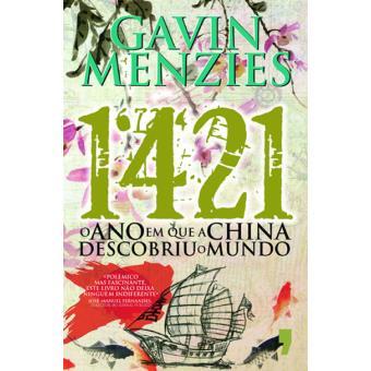 livro 1421 o ano em que a china descobriu o mundo